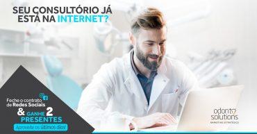redes sociais para odontologia