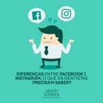 diferenças entre o Instagram e o Facebook